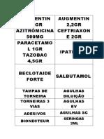 Etiquetas covidário II