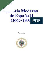 Historia Moderna de España II _1665-1808_ - Resumen Imprimir.pdf · versión 1