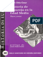OTIS COUR, Leah Historia de La Pareja en La Edad Media (1)