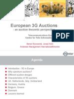 3G Auctions Jonas Holm 061103