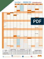 Calendario 2020 21 Mapa Fev2021