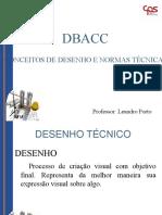 3- Conceitos e Normas de Desenho Técnico