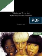 Oliviero Toscani. Questionamentos sobre a linguagem publicitária.