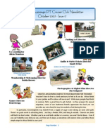 Newsletter 17 - October 2007