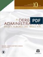 El derecho administrativo alboresXXI