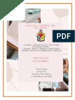 Proyecto Literario