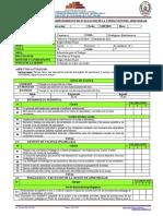 Ficha de Monitoreo y Acomp. 2016