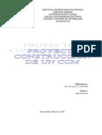 PROYECTO DE CCM