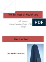 DPT - The Business of Healthcare
