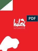 Booklet Hilon Automotive
