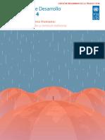 Informe de Desarrollo Humano 2014