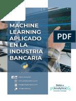 Brochure Machine Learning Aplicado en la Industria Bancaria