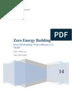 Zero Energi Building