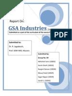 GSA Industries