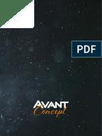 Catalogo Concept Avant 2019