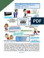 Newsletter 19 - December 2007
