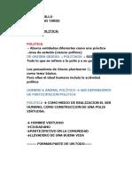 BREVE  HISTORIA DE EVA PERON - LA POLITICA Y LOS LIDERES