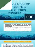 ELABORACION DE PRODUCTOS PESQUEROS CONGELADOS