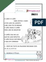 atividades-de-alfabetização-família-da-letra-l-sequência