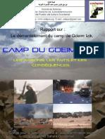 Rapport Codapso Gdeim Izik French