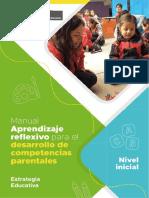 Manual aprendizaje reflexivo - Nivel inicial (1)
