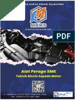 Katalog Alat Peraga TSM