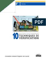 BSSP10_fr Gestion Electronique-Techniques de vérification