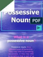 English 4 - No. 5 - Possessive Nouns