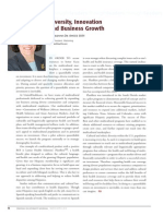 Diversity Journal | Diversity, Innovation and Business Growth - May/June 2010