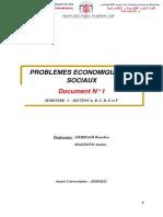 Document 1 Pbs Eco Et Sociaux