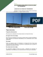 TOPOGRAFIA EN OBRAS CIVILES EN LINEAS DE TRANSMISION ELECTRICA