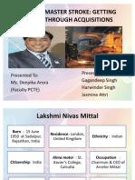 Lakshmi Mittal Final