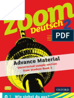 KS3 Zoom Deutsch Student Book 2 sample