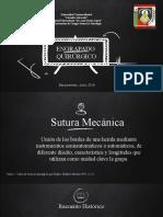 SUTURAS MECANICAS R32019