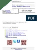 BCE 2015 ESC Droit Et Corrige Mesrevisions Doc 1540 Revisermonconcours.fr