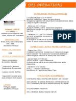 CV + LM Agent Des Opérations Versus Bank