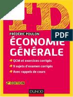 TD Économie Générale