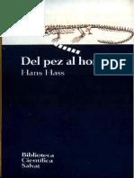 Del Pez Al Hombre - Hans Hass