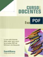 Concurso Docente La Evaluacion Ccesa007