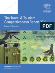 Travel & Tourism Competitiveness Report 2011
