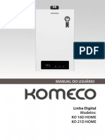 Manual Ko16d Home Ko21d Home