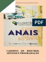Caderno Anais Clisertao 3