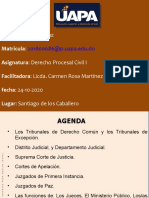 Tarea 2 Derecho Procesal Civil I