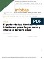 El poder de las hierbas_ 10 infusiones