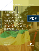 """""""Educação e Direitos Humanos Na Rede Federal de Educação Profissional e Tecnológica"""