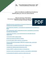 E-books Gratuitos de Editoras Acadêmicas - Ciências Humanas-1
