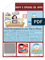 Smarty Ears Apps for Speech Therapy and Special Education List