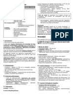 12- Rhumatologie - Polyarthrite Rhumatoide