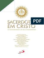 Sacerdotes em Cristo - Vários