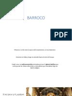 Barroco y Rococo